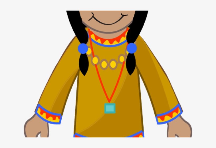 American indian clipart person clip black and white stock America Clipart Indigenous Person - Native American Indians Clipart ... clip black and white stock