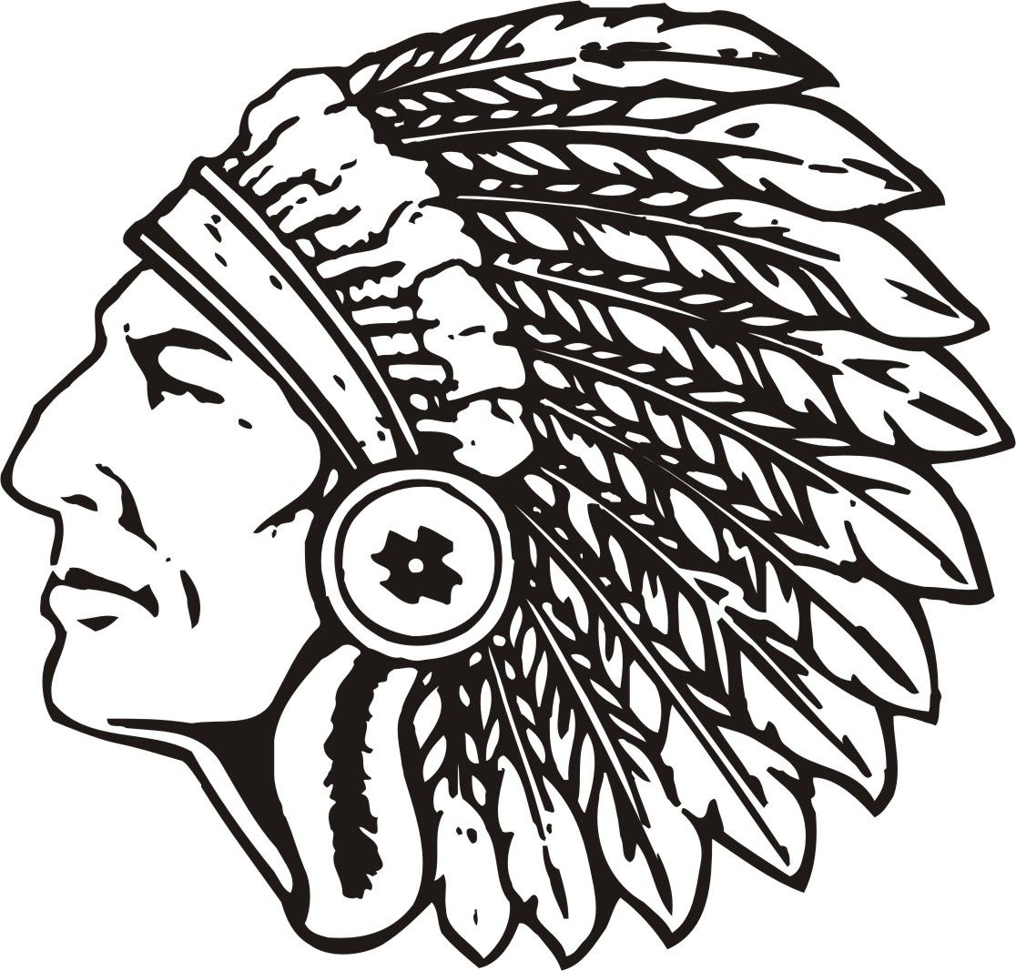 American indian logo clipart clip free library High School Indian Mascot Clipart - Clipart Kid | Craft Ideas ... clip free library