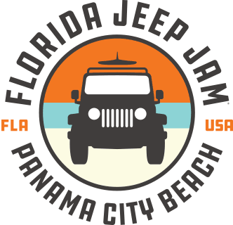 American jeepers clipart clip black and white Florida Jeep Jam | Jeep Festival in Panama City Beach FL clip black and white