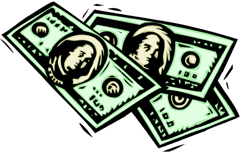 American money clipart graphic stock Dollars clipart tumblr money ~ Frames ~ Illustrations ~ HD images ... graphic stock