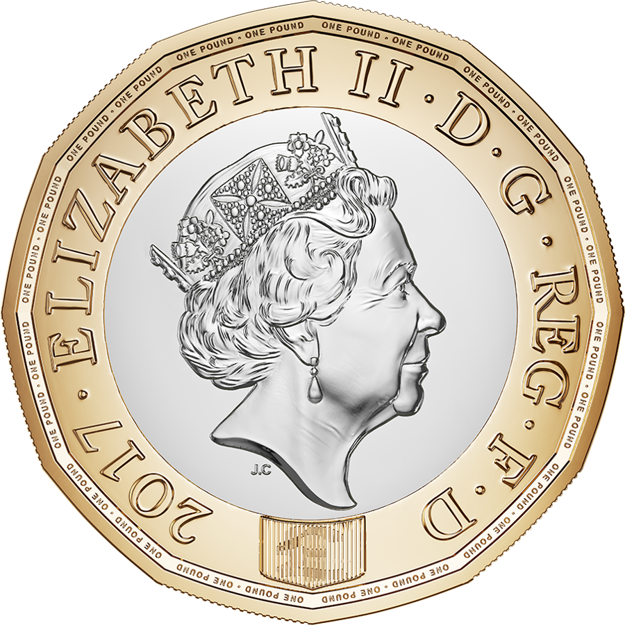 American money coins clipart transparent download The new pound coin 2017: meet the Royal Mint's 12-sided new £1 ... transparent download