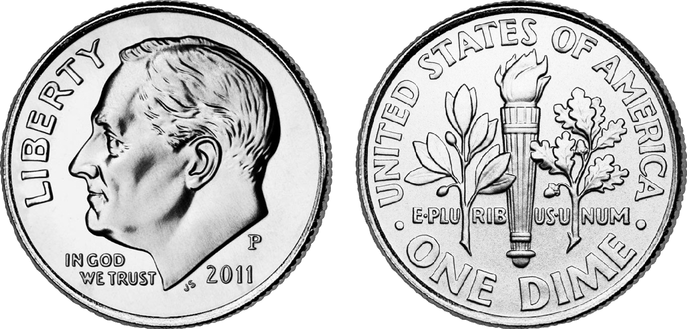 American money coins clipart jpg black and white stock United States dime | Currency Wiki | FANDOM powered by Wikia jpg black and white stock