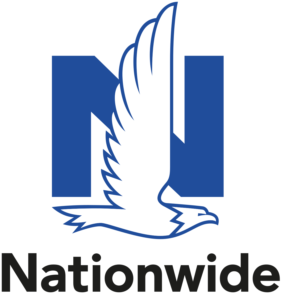 American national insurance logo clipart clip black and white stock Nationwide Mutual Insurance Company - Wikipedia clip black and white stock