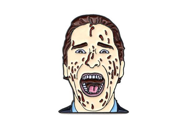 American psycho emoji clipart