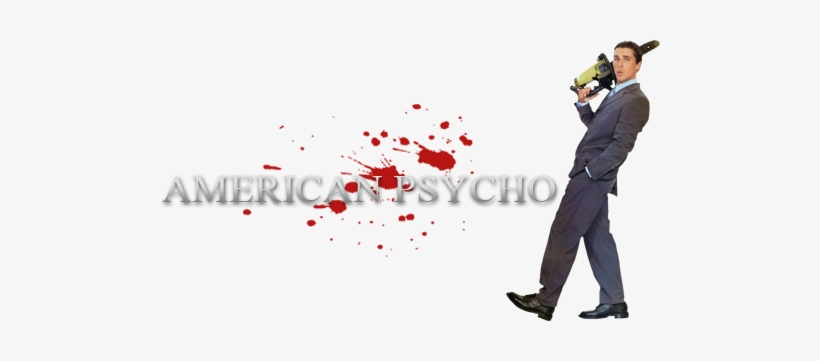 American psycho emoji clipart graphic free stock American Psycho Movie Image With Logo And Character - Dexter Vs ... graphic free stock