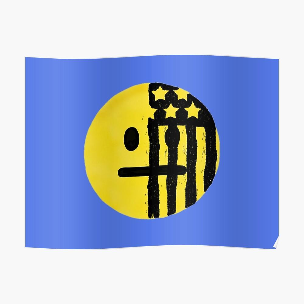American psycho emoji clipart image freeuse American Beauty/American Psycho Emoji | Poster image freeuse