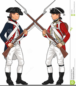 Free clipart revolutionary war. Soldiers images at clker