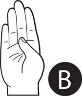 Free American Sign Language Clipart - Clip Art Pictures - Graphics ... banner free