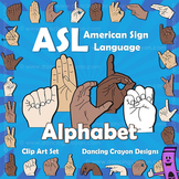 American sign language clipart picture black and white library American Sign Language Teaching Resources & Lesson Plans ... picture black and white library