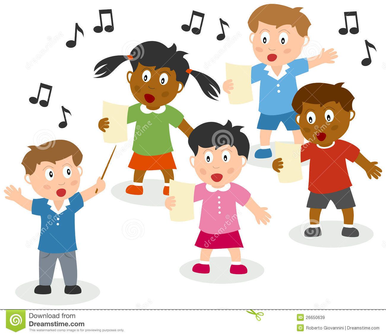 American singing clipart jpg library stock 95+ Kids Singing Clipart | ClipartLook jpg library stock
