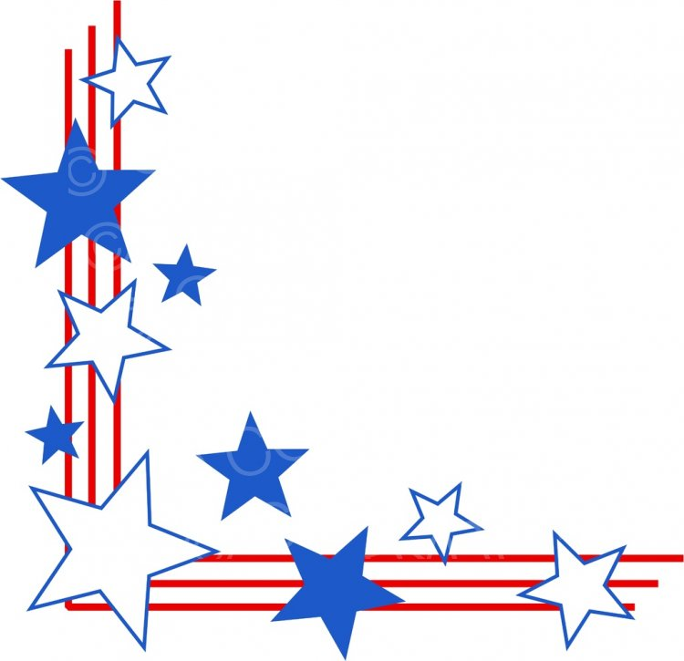 American stars border clipart graphic transparent library American Stars & Stripes Page Border Prawny Frame Clip Art – Prawny ... graphic transparent library