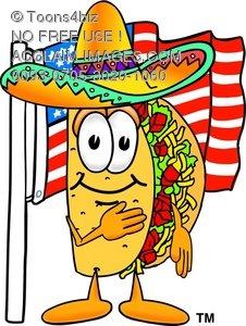 Hispanic food clipart
