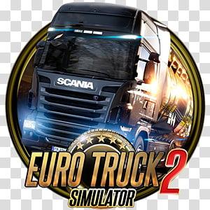 American truck simulator logo clipart png transparent stock Euro Truck Simulator 2 American Truck Simulator Trucks & Trailers ... png transparent stock