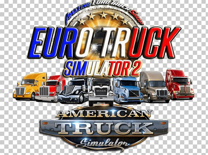 American truck simulator logo clipart vector download Euro Truck Simulator 2 American Truck Simulator Simulation Scania AB ... vector download