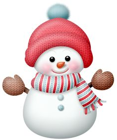 Americana snowman clipart image library download 97 Best Clip Art❤Christmas Snowmen ☃ images in 2019 | Christmas ... image library download