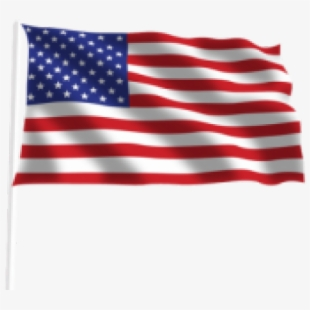 Americn flag on pole clipart with transparent background svg free Drawn American Flag Transparent Background - Thank You God Veterans ... svg free
