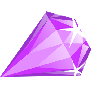 Ametheyst clipart picture library library Amethyst clipart, cliparts of Amethyst free download (wmf, eps, emf ... picture library library
