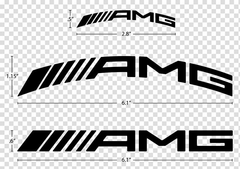 Amg clipart vector freeuse stock Mercedes-Benz Car Daimler AG Logo Mercedes-AMG, decal transparent ... vector freeuse stock
