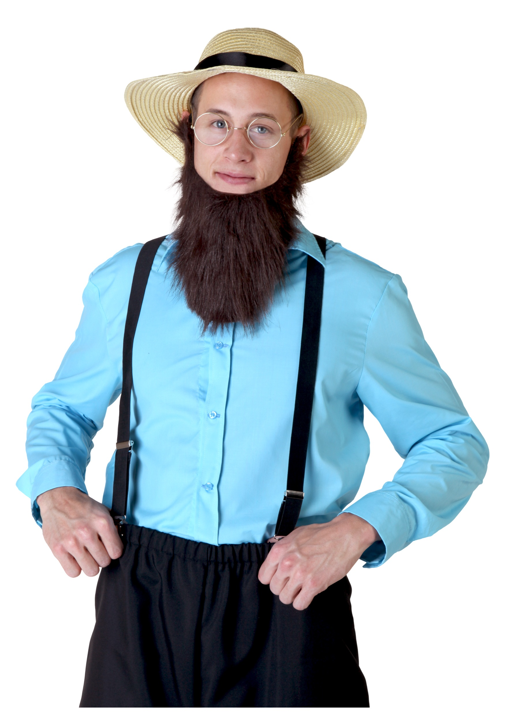 Amish girl clipart graphic library download Amish Man Costume graphic library download