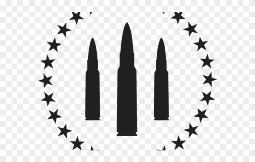 Ammunition clipart free image transparent library Ammunition Clipart Bullet - Circle Of Stars Clipart - Png Download ... image transparent library