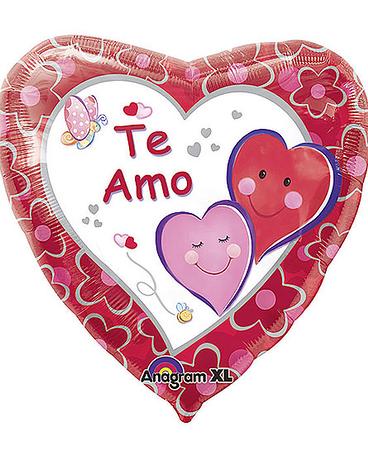 Amo espanol clipart image library BB178 \'\'Jumbo Te Amo Spanish Mylar\'\' in Oklahoma City OK - Array of ... image library