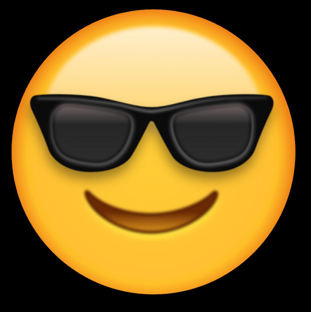 Emoji important clipart clip freeuse stock Sunny / Cool | Emojis | Emoji clipart, Emoji, Clip art clip freeuse stock