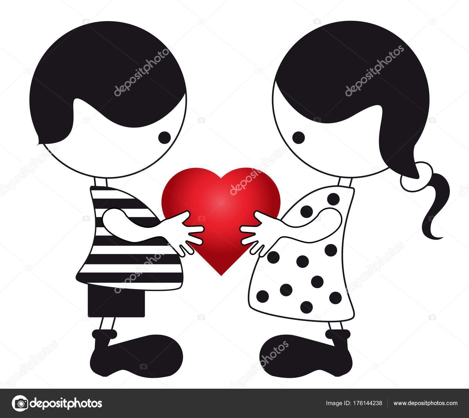 Amor y amistad clipart black and white svg transparent download Wallpaper Amor y Amistad for Android - APK Download svg transparent download