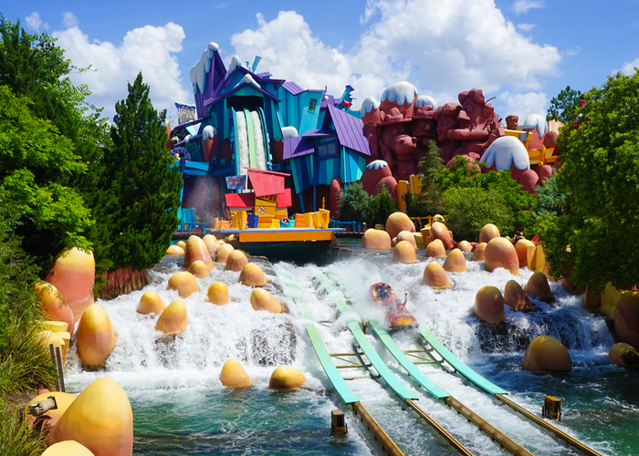 Amusement park clipart with teens clip art freeuse stock The 11 Best Amusement Parks in Florida, 2019 Edition | SmarterTravel clip art freeuse stock
