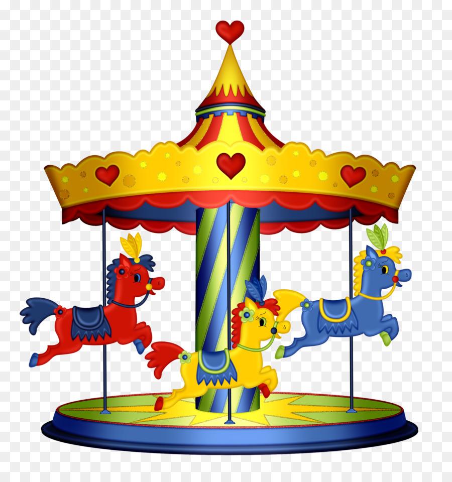 Amusement park rides clipart