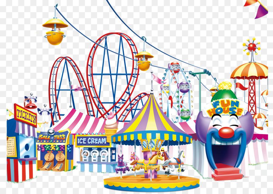 Free clipart amusement park rides. Png transparent