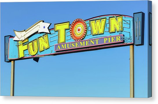 Amusement park signs clipart image download Amusement Park Signs Canvas Prints (Page #4 of 8) | Fine Art America image download