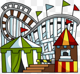 Amusement parks clipart free stock Free download Idlewild and Soak Zone Amusement park Clip art ... stock