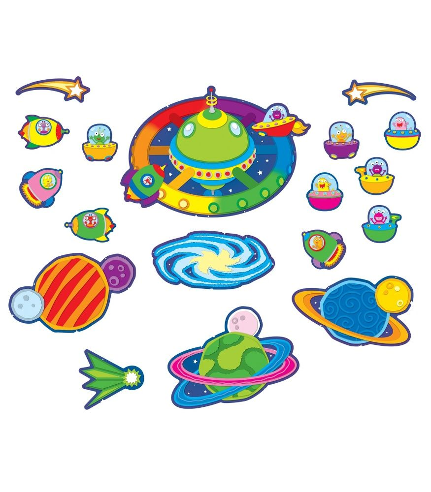 Amusement water park bulletin board ideas clipart svg freeuse library Students will think that learning is out of this world with this ... svg freeuse library
