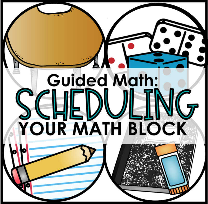 An apple pushed off desk clipart vector royalty free library Scheduling Your Guided Math Block - Tunstall's Teaching Tidbits vector royalty free library