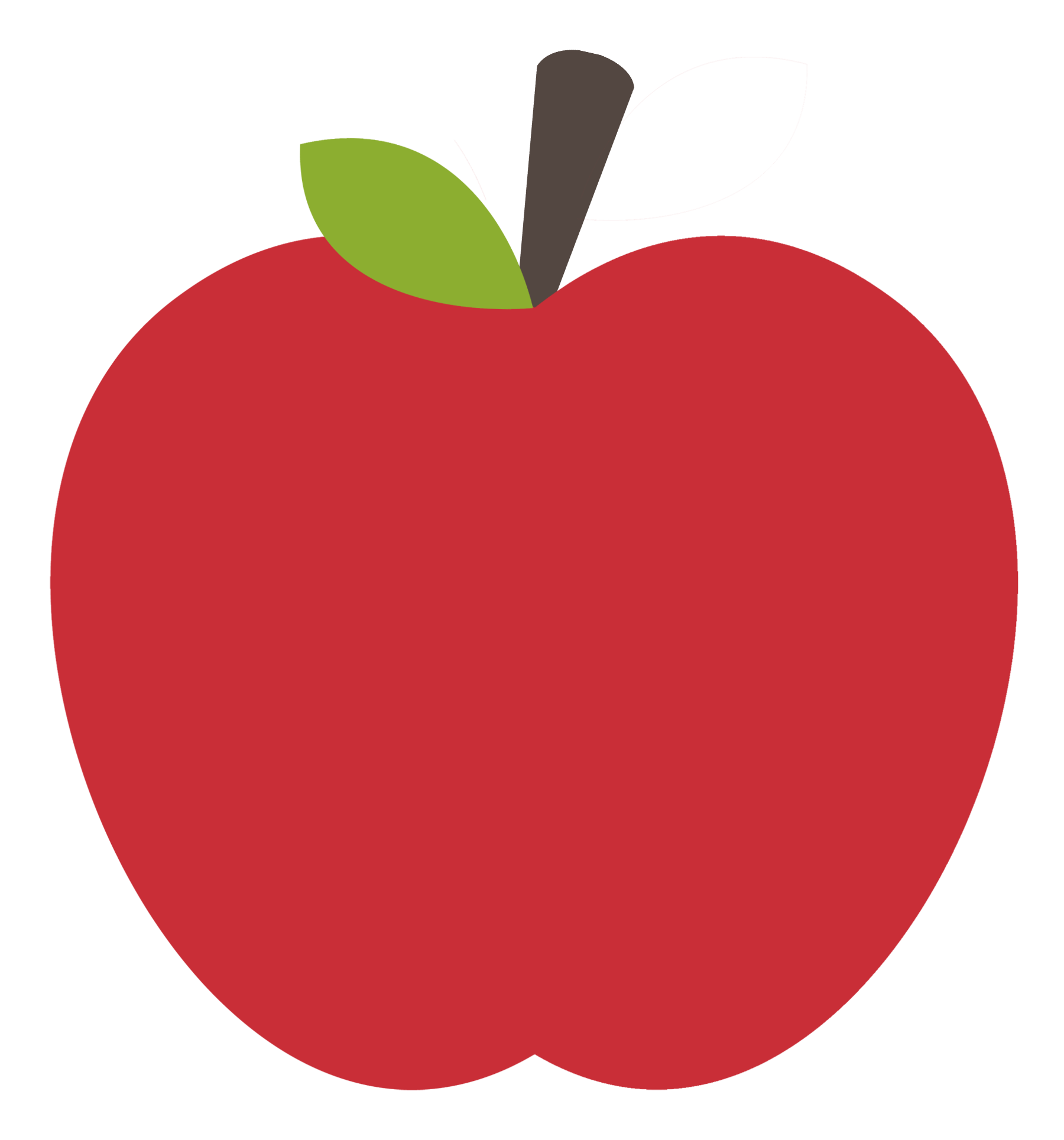 An apple pushed off desk clipart picture stock Freebie Archives - It's a Teacher Thing picture stock