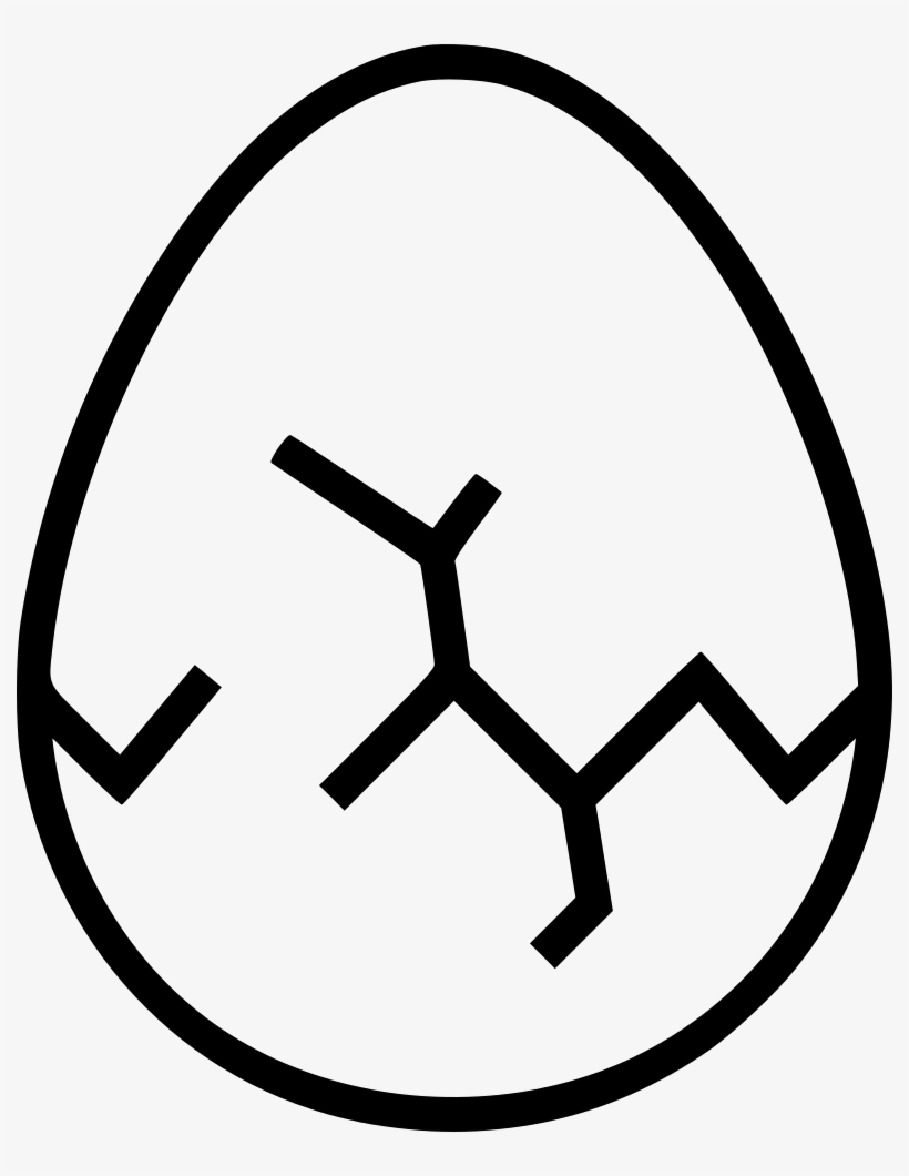 An egg being cracked clipart clipart royalty free stock Cracked Egg PNG Images | PNG Cliparts Free Download on SeekPNG clipart royalty free stock