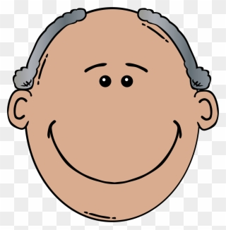An old man face clipart clip freeuse Free PNG Old Man Face Clip Art Download - PinClipart clip freeuse