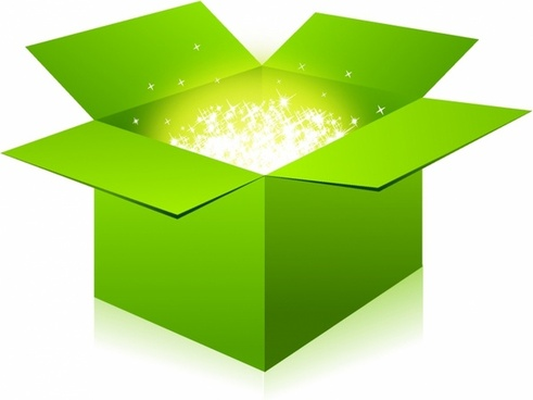 An open box clipart graphic free Open box clipart » Clipart Station graphic free