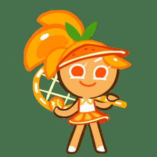 An orange cookie clipart royalty free stock Orange Cookie/OvenBreak | Cookie Run Wiki | FANDOM powered by Wikia royalty free stock