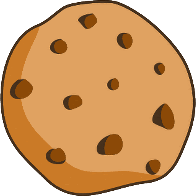 An orange cookie clipart svg free Oatmeal Cookie Chocolate chip cookie Biscuits Clip art - Cookie ... svg free