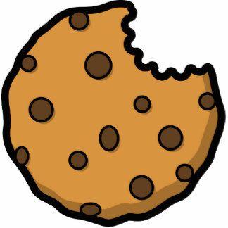 An orange cookie clipart image transparent library Bitten cookie clipart free clipart images | Cookie in 2019 | Cookie ... image transparent library