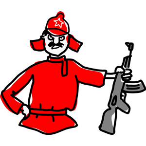 Anachronism clipart vector stock Red Army soldier clipart, cliparts of Red Army soldier free download ... vector stock