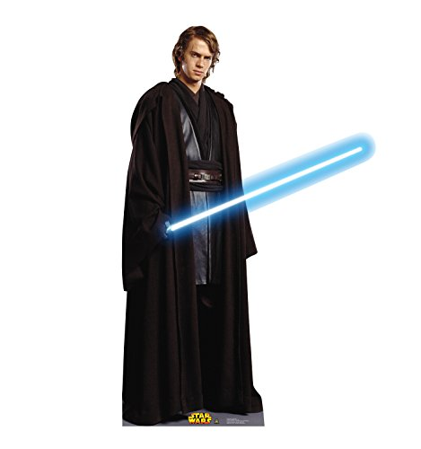 Anakin skywalker clipart picture freeuse download Advanced Graphics Anakin Skywalker Life Size Cardboard Cutout Standup -  Star Wars Prequel Trilogy picture freeuse download
