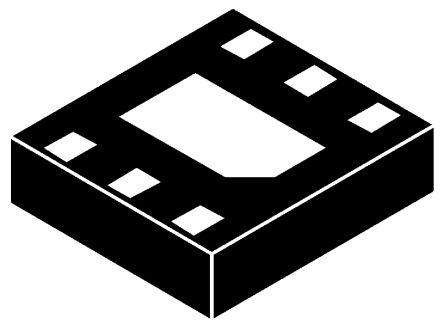 Analog devices logo clipart clip freeuse stock Analog Devices ADP122ACPZ-3.3-R7, LDO Regulator, 300mA, 3.3 V, ±1% 6-Pin,  LFCSP UD clip freeuse stock