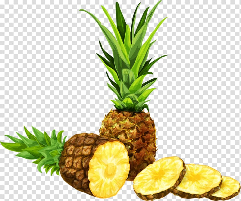 Ananas juice clipart png freeuse Juice Cocktail Pineapple Jus dananas, Cut pineapple transparent ... png freeuse