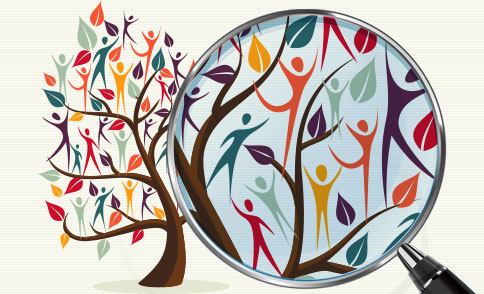 Ancestery links clipart banner free library Family Tree Heritage | Macware banner free library