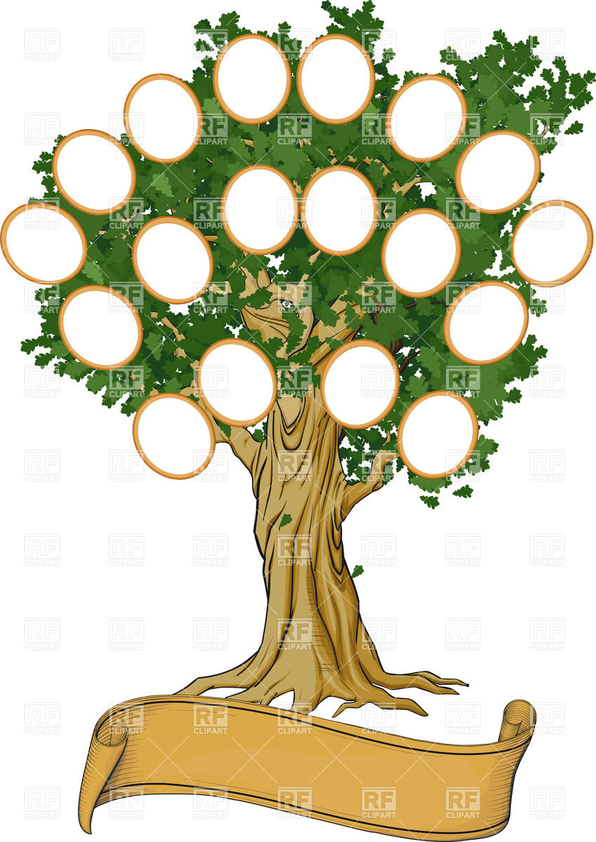 Free genealogy clipart clip art transparent download Family Tree Clipart | Clipart Panda - Free Clipart Images clip art transparent download