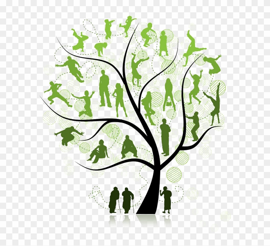 Clipart reunion graphic library Family Tree Png Pic - Trees For Family Reunion Clipart (#1947164 ... graphic library