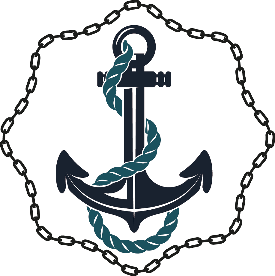 Anchor and chain clipart png free Anchor Chain Drawer Rope Clip art - Flat anchor png download - 917 ... png free
