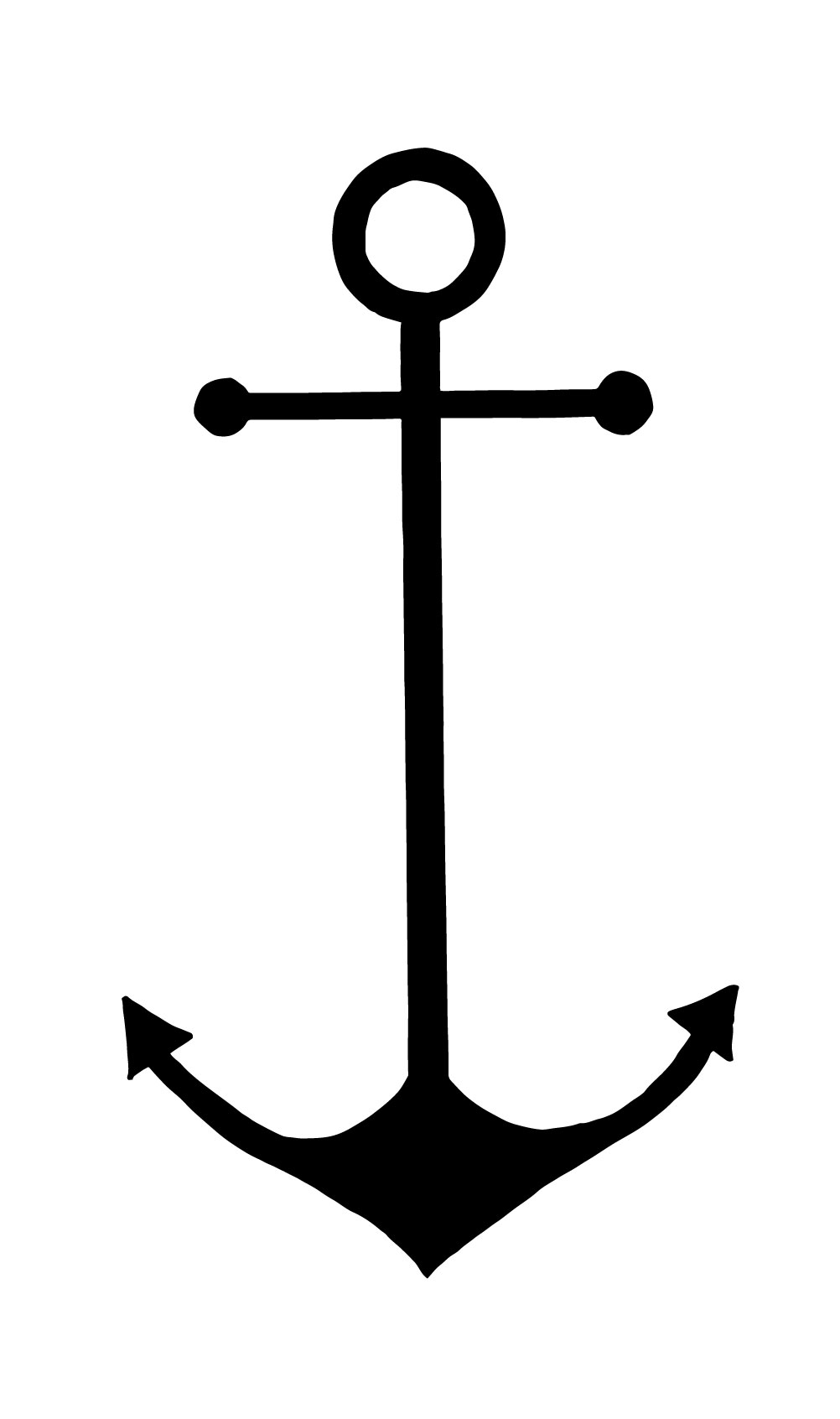 Anchor clipart downloadable clip art black and white stock Baby anchor clipart free images – Gclipart.com clip art black and white stock